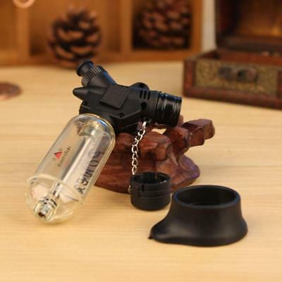 Ignition Torches Jet Butane Lighter Plastic No Gas Kitchen Lighters BBQ Light #