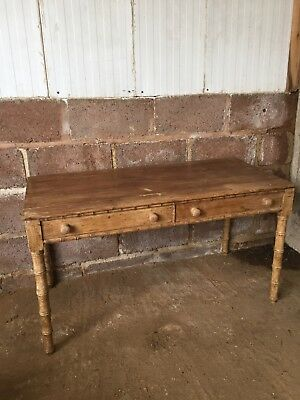 Old Pine Side Table