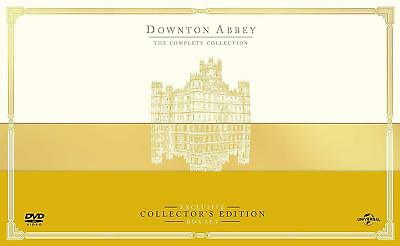 Downton Abbey - The Complete Collection Limited Deluxe Collector's Ed. Reg.2
