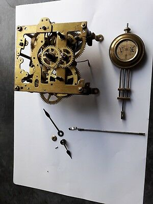 Junghans clock movement for spares