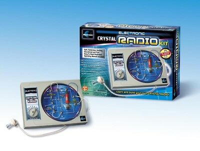 NEW Electronic Crystal Radio Kit from Mr Toys