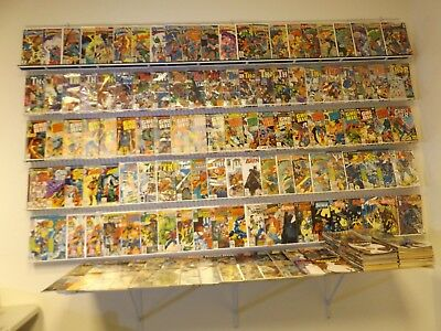 Huge lot 240+Comics W/Thor, Ghost Rider, Spidey, Batman+MORE! Avg VF- Condition!