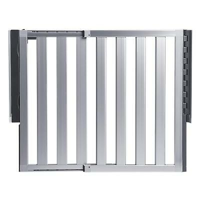 "Munchkin Loft ALUMINUM Hardware Mount Baby Gate Extends 26.5""- 40"" Model MK0012"