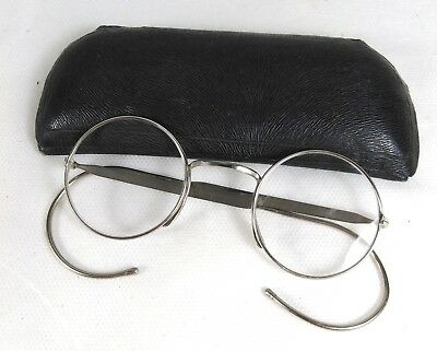 Lovely antique 1920s Steampunk Eyeglasses Spectacles glasses