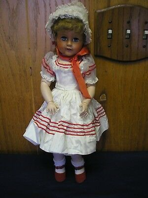 1953 Madame Alexander - Madeline  - Doll 18 Inch Jointed Body Original
