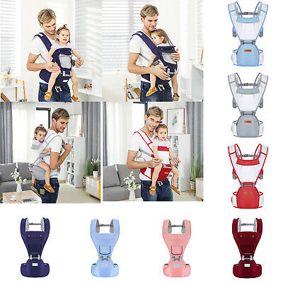 BABY LAB Multifunctional Baby Carrier Ergonomic Adjustable Wrap Sling Backpack