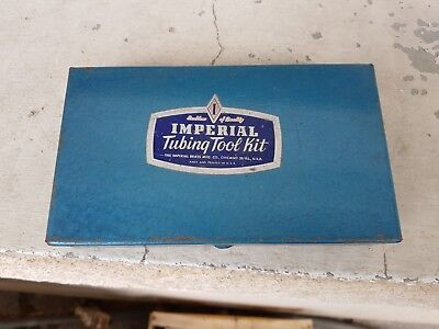 Imperial Tubing Tool Kit Aviation