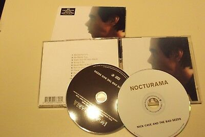 Nick Cave And The Bad Seeds - Nocturama Cd & Dvd 2003