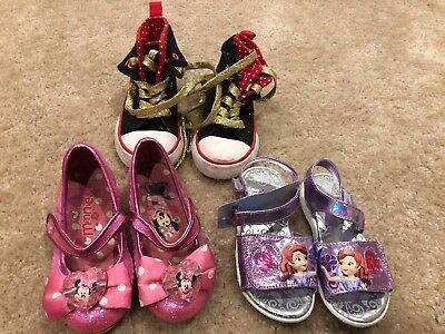 Lot Of Toddler Girls Shoes-size 7 64a27979d