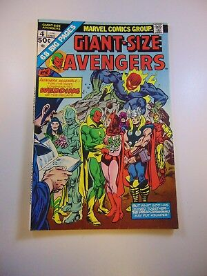 Giant-Size Avengers #4 VF- condition Huge auction going on now!