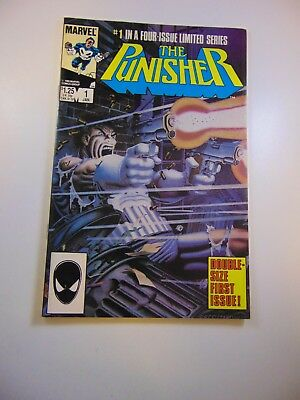 The Punisher #1 1986 series FN+ condition Huge auction going on now!