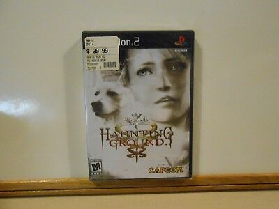 Haunting Ground Sony PlayStation 2 PS2 Game NEW/SEALED Survival Horror CAPCOM