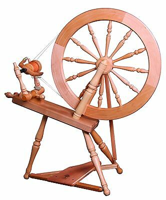 Ashford Elizabeth Spinning Wheel 2 Laquered ESW2L SHOP DISPLAY ITEM