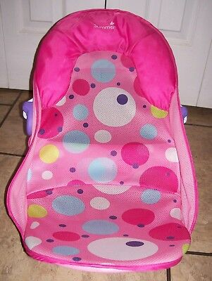 Summer Deluxe Baby Bather ~ Bath Lounger