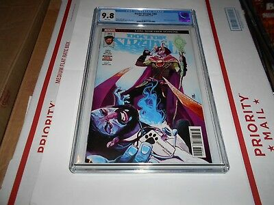 Doctor Strange #382 Cgc 9.8 (Donny Cates Story ) (Can Combine Shipping)