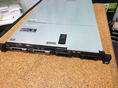Dell PowerEdge R320 1U Server, Xeon E5-2403 4 Core CPU @ 1.8GHz, 16GB RAM, 2x3TB
