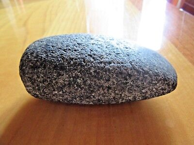 Native American Indian Granite Stone Hand Axe