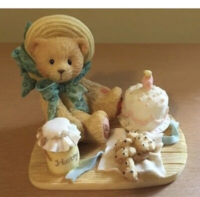 "Cherished Teddies #950459 Anna ""Hooray for You"" NIB"