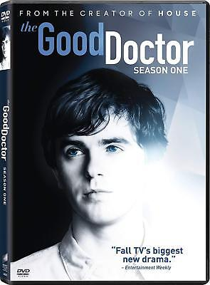 The Good Doctor Season 1 Dvd Brand New Sealed The Complete First Season