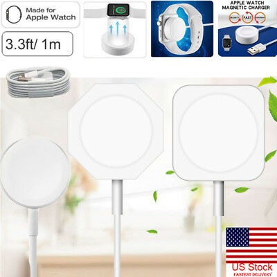 For Apple Watch iWatch Magnetic Charging Cable Charger 38 to 44mm Series 1/2/3/4