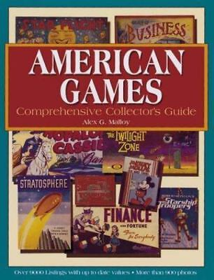 The American Games : Comprehensive Collector's Guide by Alex G. Malloy (2000,...