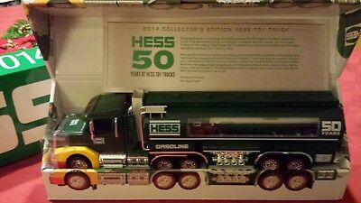 Hess 1964-2014 50th Anniversary Special Edition Truck *BRAND NEW IN BOX*