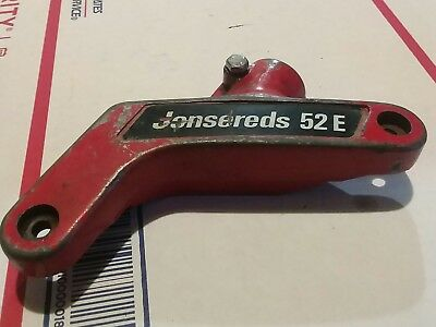 Jonsereds  52 E 52e top handle mount  used chainsaw part only bin 284