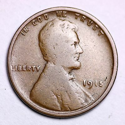 1915 Lincoln Wheat Cent Penny LOWEST PRICES ON THE BAY!  FREE SHIPPING!