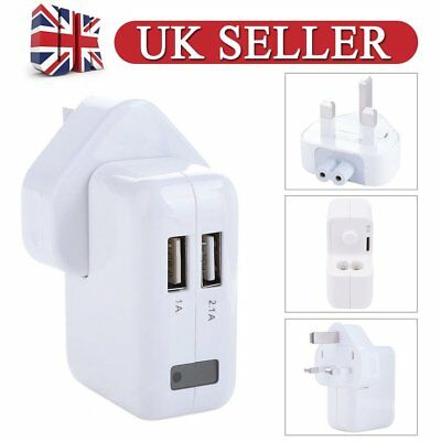 2 Ports USB Charger Plug HD 1080P Hidden Spy WIFI Security Camera MINI Recorder
