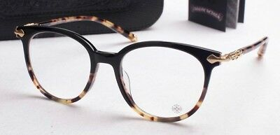 0a2f1bfdebf6 Chrome Hearts Eyeglass Sunglass Blueberry Muffin Black Maze Hollywood RARE!