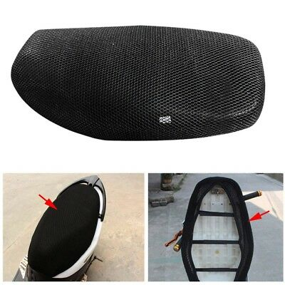 Motorcycle Sunscreen Cover Seat Scooter Waterproof Heat Insulation Cushions