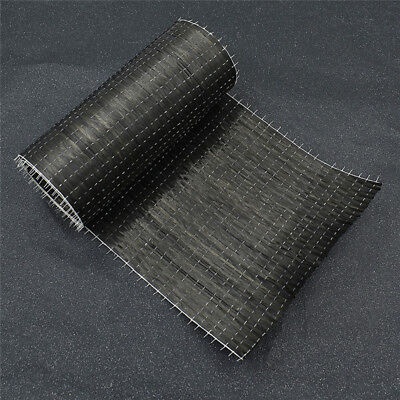 12k 200g Unidirectional Carbon Fiber Fabric UD Cloth Upscale Real Carbon Fiber