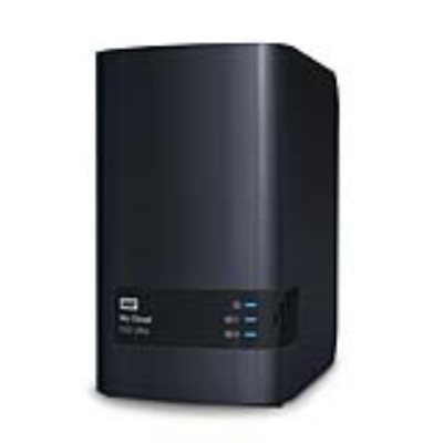 WDBVBZ0000NCH-EESN Western Digital MY CLOUD EX2 ULTRA 3.5IN 2 BAY EMPTY 2X USB3.