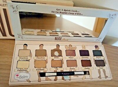 The Balm: NUDE DUDE Volume 2 Palette