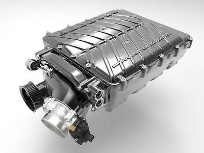 In Stock Whipple Supercharger Chevy Camaro Ss LT1 16-18 con Intercooler 2.9L