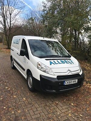 Citroen Dispatch Van 1.6 diesel 2010, very low mileage ONLY 34,500 MILES