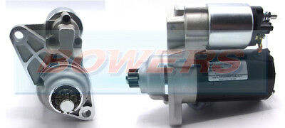 BRAND NEW STARTER MOTOR 12V 10TOOTH DRIVE 1.1kW C/W REPLACING BOSCH 0001121 TYPE