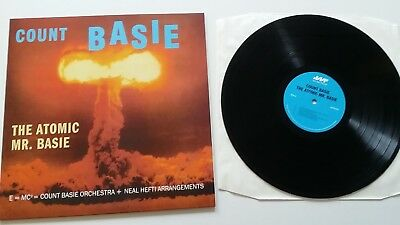 COUNT BASIE The Atomic Mr. Basie 180 Gr Jazz Vinyl NM Wie Neu