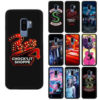Riverdale South Side Serpents Phone Case Cover For Samsung Galaxy S10/9/8 Note 9