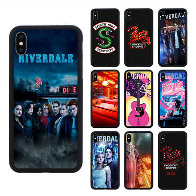 Riverdale Phone Case South Side Serpents Cover Fit For iphone Xs Max XR 6 7 8+