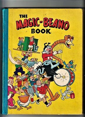 THE MAGIC-BEANO BOOK 1948 Comic Annual (published 1947) Rare