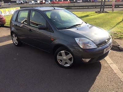 2004 Ford Fiesta 1.4 Flame - New MOT - only 100000 miles