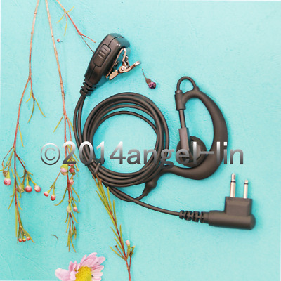 Surveillance Earpiece for Motorola PR400 PRO1150 PRO2150 PRO3150 2Way Radio