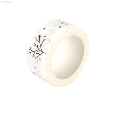 3539 Hot Stamping Hot Silver Original Decorative Tape Paper Tape Stationery