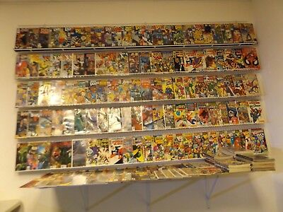 Huge lot 240+Comics W/What If?, Batman, Doom+MORE! Avg Fine/VF Condition!!