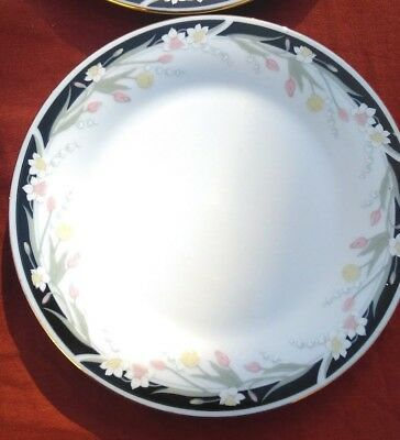 Crown Ming Fine China Side Plates (6)