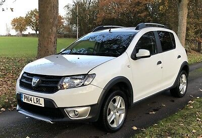 **car Now Sold** 2014 Dacia Sandero Stepway 0.9 Tce Ambiance 21K, Cat N Damaged