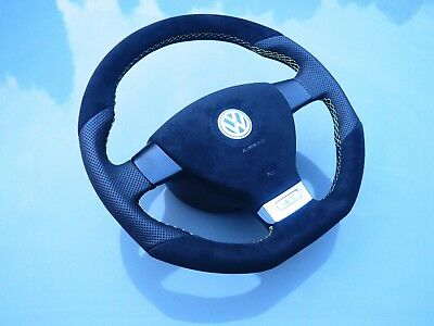 VW Golf Mk5 Mk6 Gti Gtd Scirocco Jetta Caddy Amarok Passat Steering Wheel