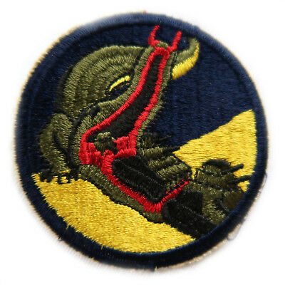 WW2 US Amphibious Forces Patch First Design Clean - WWII Navy Marines Tanks
