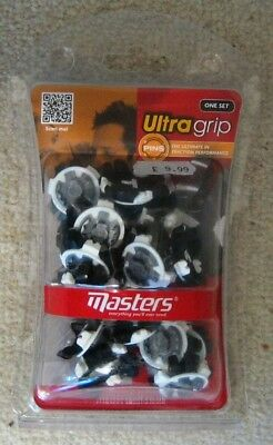 Masters Golf  Ultragrip  Golf Cleats pack of 18